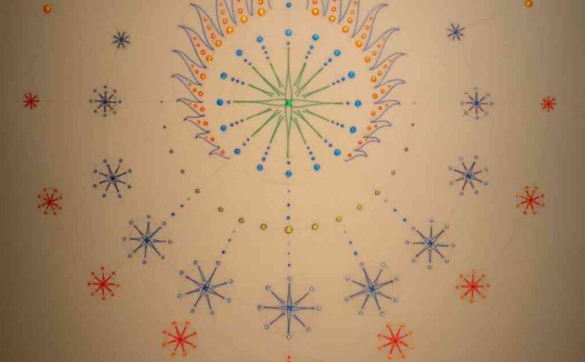 New Cosmic Mandalas