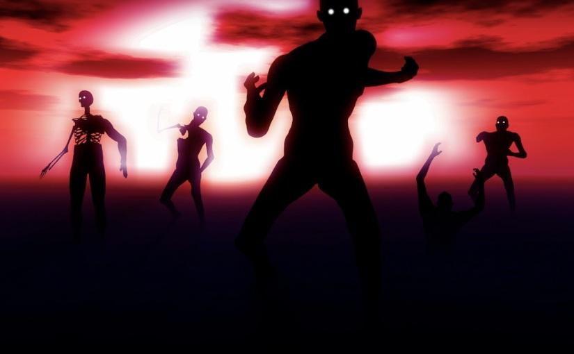 Zombie Apocalypse Inbound