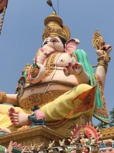 Ganesh is fresh!