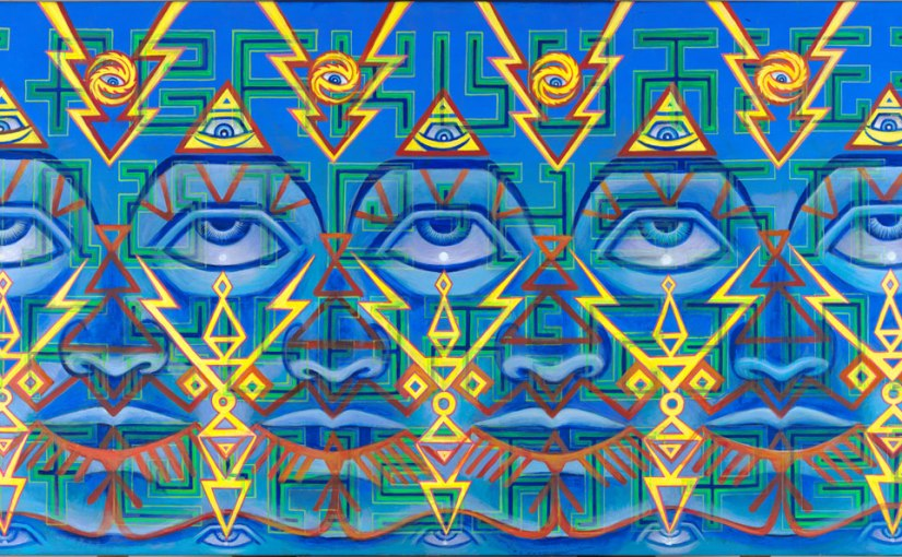 Time-&-Space-Cosmic-Being-web - Alex Grey